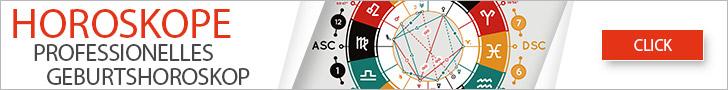 Professionelles Horoskop berechnen